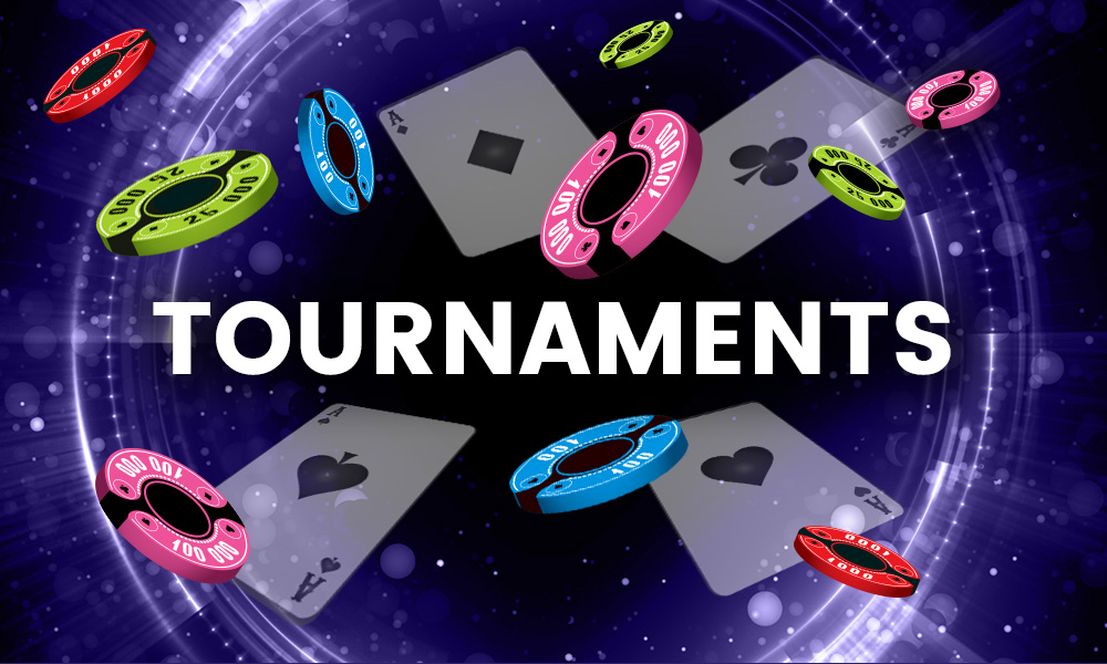 Tournaments larrys poker