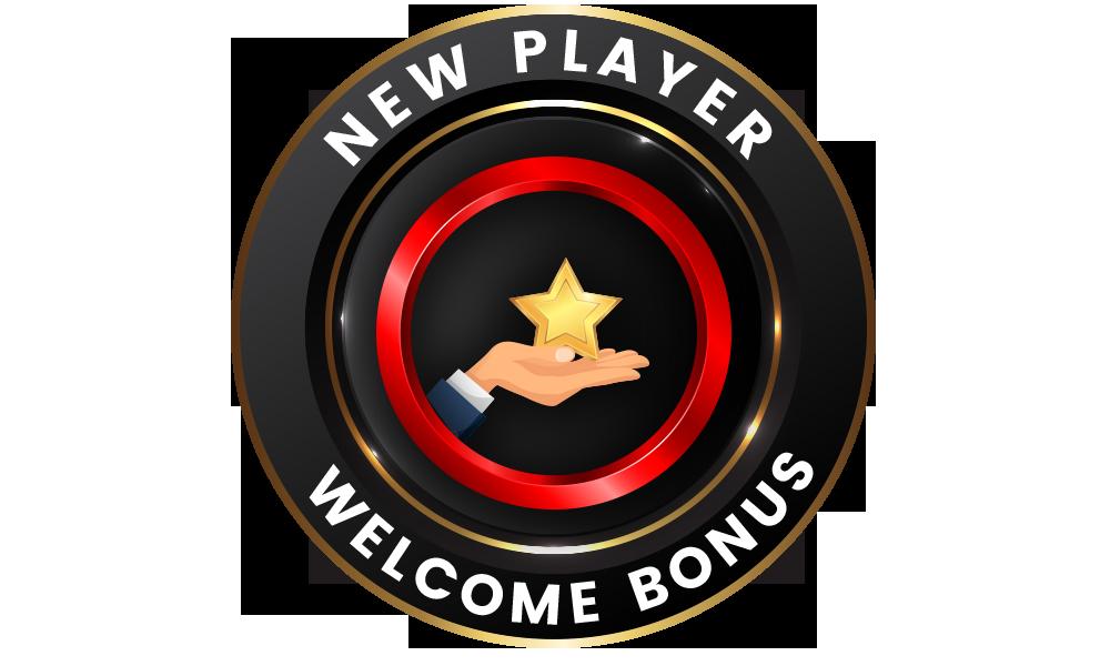New Player Welcome Bonus  larrywebre