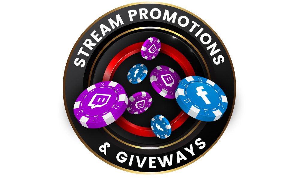 Stream Promotions Giveaway  larrywebre