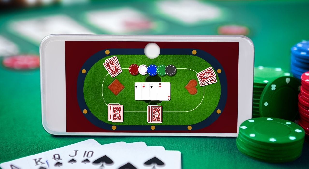 Play Live Poker Online